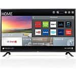 "LG 50LF6100 50"" 1080p 120hz Smart LED HDTV $500 + Free Shipping!"