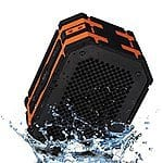 Mpow Armor Portable Wireless Bluetooth Speaker (Water Resistant Shockproof and Dustproof) for $26 AC + FSSS!
