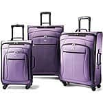 3-Piece American Tourister AT Spinner Luggage Set (various colors)  $109 + Free Shipping