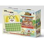 Nintendo New 3DS Animal Crossing Happy Home Designer Bundle $220, Nintendo New 3DS XL Hyrule Gold Edition with The Legend of Zelda: Triforce Heroes $240