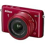 Nikon 1 S2 Mirrorless 14.2MP Digital Camera with 11-27.5mm Lens $169 + Free Shipping!