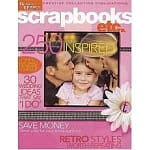 Magazine Subscriptions: Scrapbooks Etc. $6 per yr, Redbook $5 per 2-yrs, Outside Magazine $3 per yr, ESPN $3 per yr