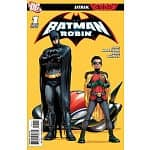 1-Year Subscription to Batman & Robin Comic