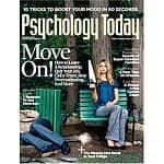 Magazine Subscriptions: Psychology Today $6 Per Year, Reader's Digest