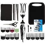 Wahl Haircutting Kits: Mini Pro 13-Piece $6 AR, Home Cut 20-Piece Haircutting Kit $10 AR, Chrome Pro 25-Piece