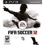 FIFA Soccer 12 Pre-Order (Xbox 360 or PS3) + $20 Amazon Credit