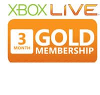 $9.99 for xbox 360 live 3 month Gold membership Digital Code- Dell.com