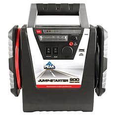 Peak 900 Peak Amp Jump Starter $30 After $20 Rebate + Free Store Pickup