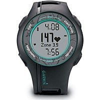 BuyDig Deal: Garmin Forerunner 210 GPS Sport Watch w/ Premium Heart Rate Monitor (Teal) $109 + Free Shipping!