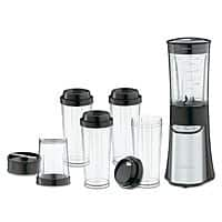 aSavings Deal: Cuisinart CPB-300 SmartPower Portable Blender Chopper 15-Piece System (Manufacturer Refurbished) $38 + Free Shipping!