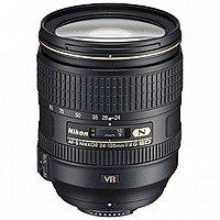 eBay Deal: Nikon AF-S NIKKOR 24-120mm f/4G ED VR Zoom Lens w/ Nikon Caps & Hood & Case (new) $584 + Free Shipping (eBay Daily Deal)