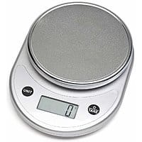 Amazon Deal: Mosiso Pro Digital Kitchen Food Scale (1g to 11lbs Capacity) $9.30 AC + FSSS!
