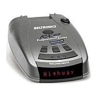 BuyDig Deal: Beltronics RX65 Red Professional Series Radar/Laser Detector $109 + Free Shipping!