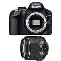 eBay Deal: Nikon D3200 24.2 MP CMOS Digital SLR Camera with 18-55mm  VR 2 Lens (Black) Refurbished $279 + Free Shipping (eBay Daily Deal)