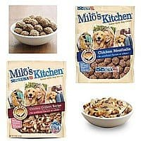 13Deals.com Deal: 2 Pack of Milo's Kitchen Chicken Grillers or Chicken Meatballs $5 AC + Free Shipping!