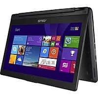 "eBay Deal: Asus Flip 2-in-1 13.3"" Touch-Screen Laptop Intel Core i3 6GB Memory 500GB HDD (Manufacturer Refurbished) $330 + Free Shipping (eBay Daily Deal)"