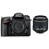 eBay Deal: Nikon D7200 Digital SLR Camera Body w/ Nikon 18-55mm VR II Vibration Reduction Nikkor Lens $899 + Free Shipping (eBay Daily Deal)