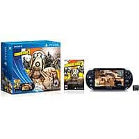 Best Buy Deal: PlayStation Vita (Wi-Fi) w/ Borderlands 2 Limited Edition Bundle $170 + Free Shipping