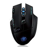 Amazon Deal: Mpow Dragon Slayer Wireless Optical Gaming Game Mouse w/ Adjustable DPI $13 + FSSS!