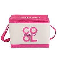 Amazon Deal: Mosiso Insulated Cooler Lunch Bag (Rose Red or Blue) $6 AC + FSSS!