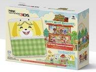 GameStop Deal: Nintendo New 3DS Animal Crossing Happy Home Designer Bundle $220, Nintendo New 3DS XL Hyrule Gold Edition with The Legend of Zelda: Triforce Heroes $240