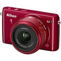 eBay Deal: Nikon 1 S2 Mirrorless 14.2MP Digital Camera with 11-27.5mm Lens $169 + Free Shipping!