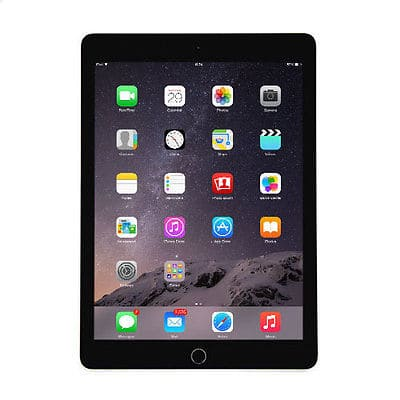 """Apple iPad Air 2 9.7"""" with Retina Display 128GB Space Gray, Gold or Silver (New Open Box) $500 + Free Shipping (eBay Daily Deal)"""