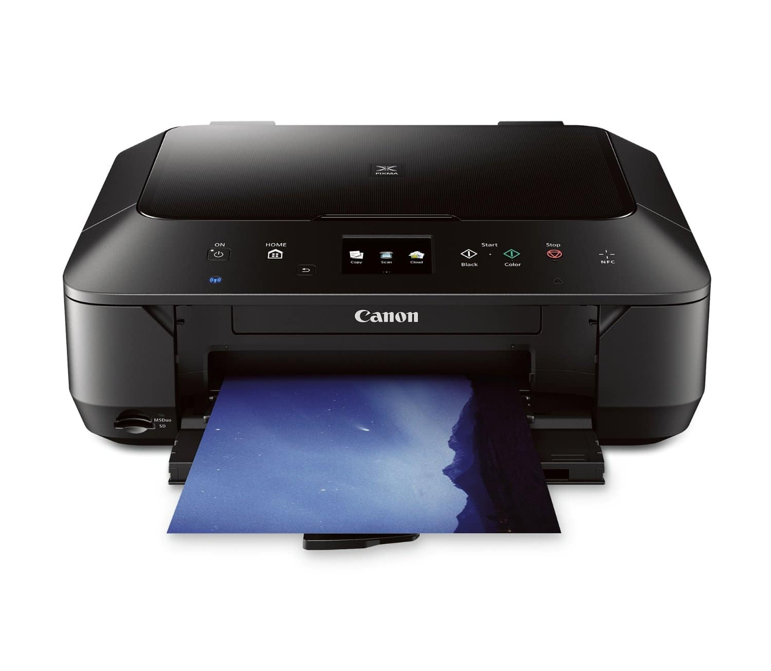 Canon Pixma MG6620 Wireless Color Photo All-in-One Inkjet Printer $55 + Free Shipping!