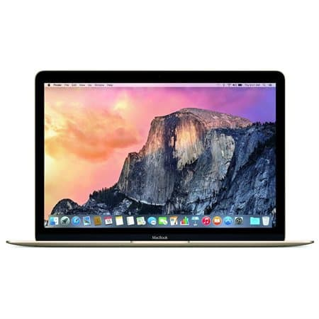 """Apple Macbook w/ Retina Display (2015): 1.1GHz Core M, 12"""" 2304x1440, 256GB SSD + $57.45 Rakuten Superpoints for $1149 + Free Shipping!"""