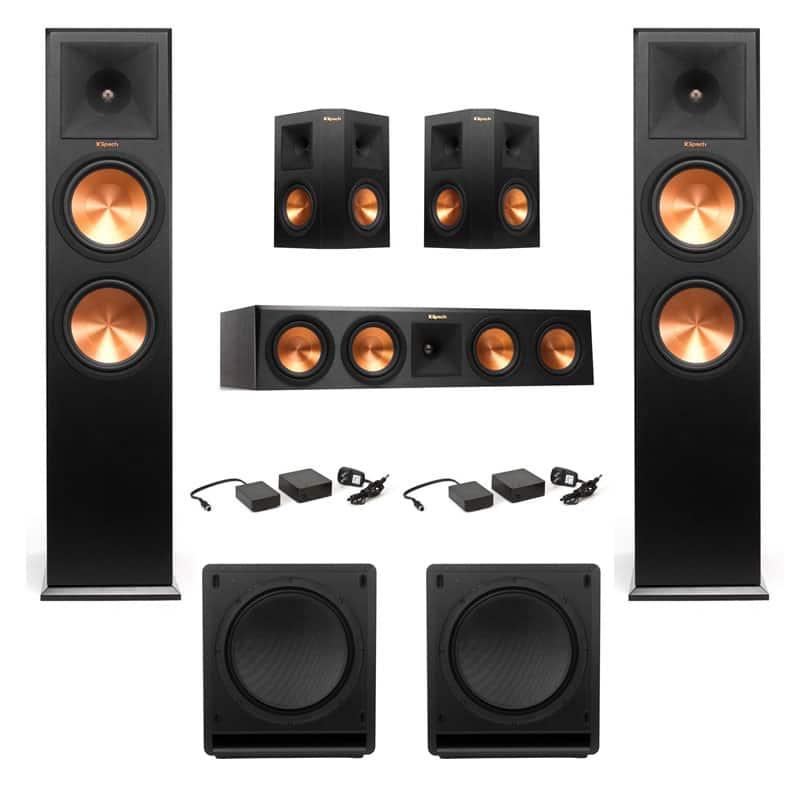 Klipsch Black Friday Speaker Package Sale: Starting From $999 + Free Shipping!