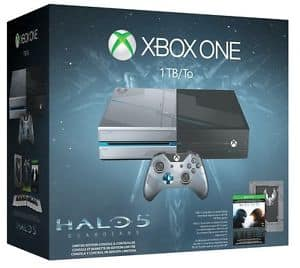 Xbox One 1TB Console - Halo 5: Guardians Limited Edition Bundle $400 + Free Shipping (eBay Daily Deal)
