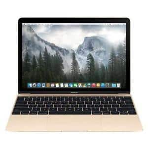 "Apple 12"" MacBook, Intel Core M 1.1GHz, 8GB RAM, 256GB PCIe Flash Storage, Mac OS X 10.10 Yosemite, Gold (Early 2015) $930 + Free Shipping (eBay Daily Deal)"