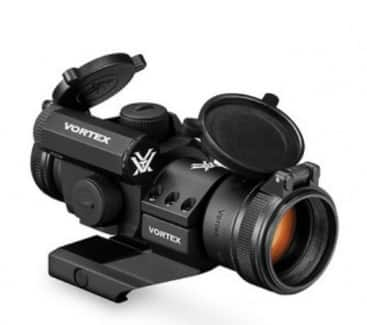 Vortex Strikefire II Red Dot Riflescope with Cantilever Mount & Bright Red Dot $149.00 + Free Shipping!