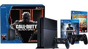 PS4 500GB COD Black Ops III Bundle + Uncharted 4 + Battleborn + Extra Controller $429 + Free Shipping! (eBay Daily Deal)