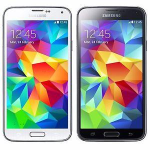 "Samsung Galaxy S5 16GB Sprint CDMA 4G LTE 5.1"" 16MP Camera Smartphone $200 + Free Shipping! (eBay Daily Deal)"