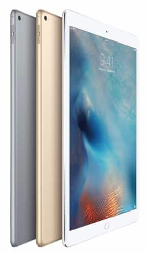 """Apple iPad Pro 128GB 12.9"""" 8MP Camera iCloud 4G LTE Tablet $800 + Free Shipping! (eBay Daily Deal)"""