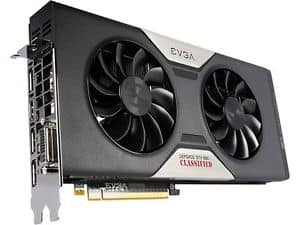 EVGA GeForce GTX 980 Ti DirectX 12 06G-P4-0998-KR 6GB 384-Bit GDDR5 PCI Express $410 + Free Shipping! (eBay Daily Deal)