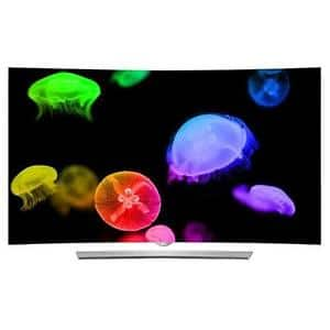 """LG Electronics 65EG9600 65"""" 4k Class UHD Smart Curved OLED 3D TV $2900 + Free Shipping (eBay Daily Deal)"""