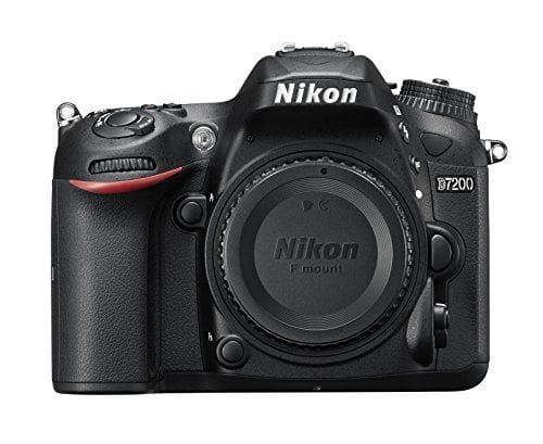 Nikon D7200 24.2MP DX-Format CMOS Sensor Digital SLR Body (Black) $749 + Free Shipping (eBay Daily Deal)