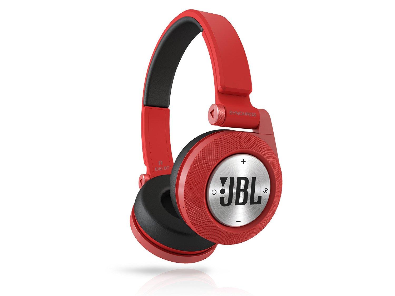 JBL Synchros E40BT (Recertified), Stylish Bluetooth Headphones $40 + Free Shipping!