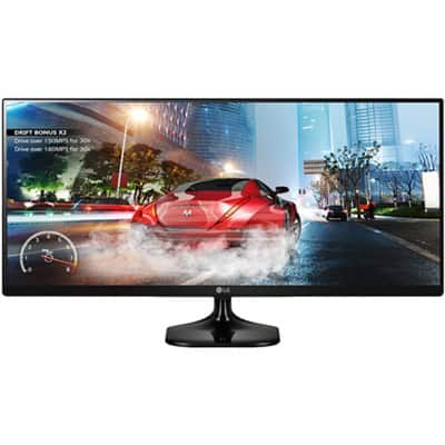 "LG 34UM57-P 34"" Ultra-Wide WFHD IPS LCD Monitor $345 Shipped!"