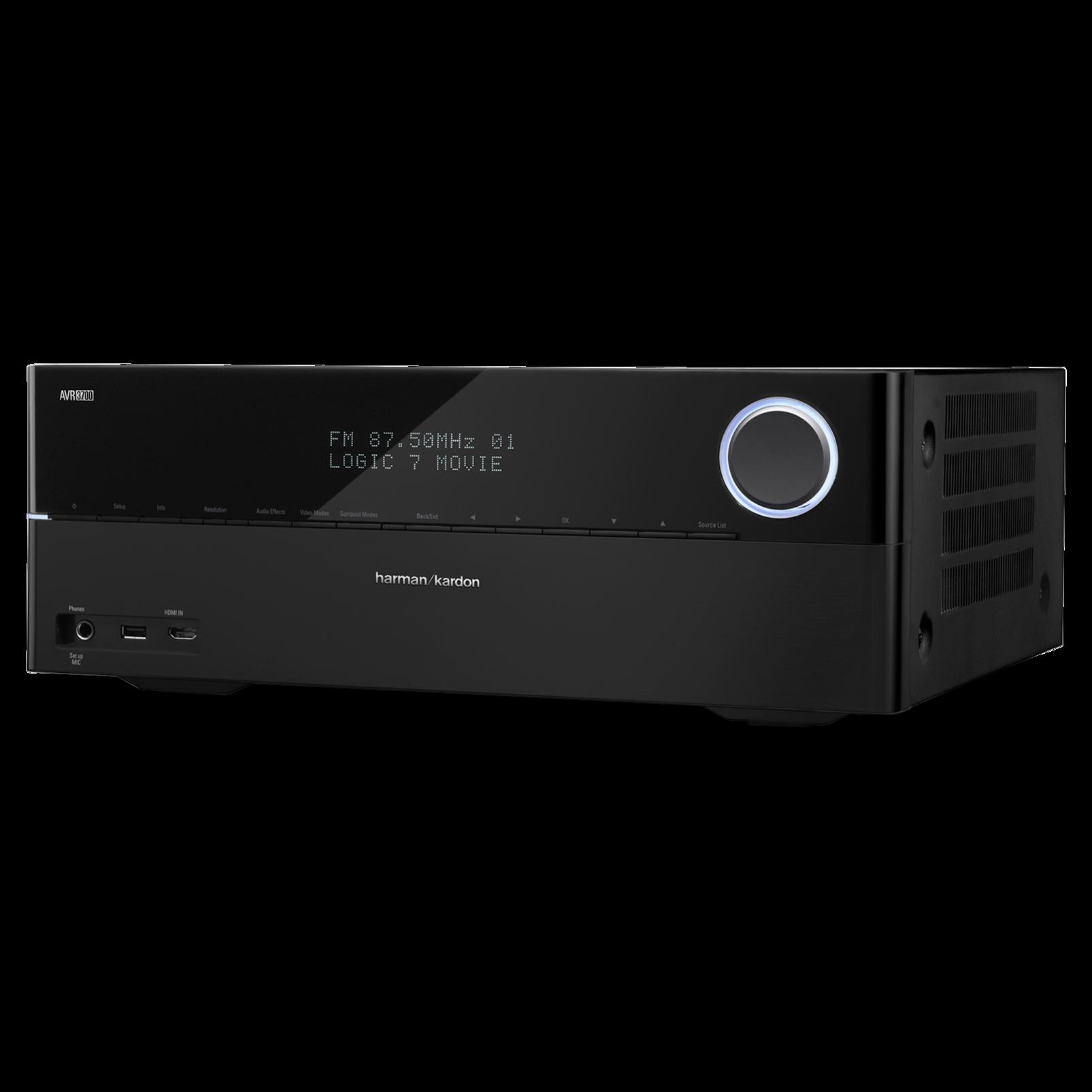 Harman Kardon AVR 3700 (Recertified) 7.2-Channel AVR Receiver $250 AC + Free Shipping!