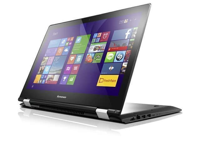 "Lenovo Flex 3 15.6"" Full HD 2-in-1 Touchscreen IPS Notebook Computer, Intel Core i7-6500U 2.5GHz, 8GB RAM, 1TB HDD, NVIDIA GeForce 940M 2GB HD Graphics $580 + Free Shipping"