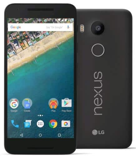 LG Google Nexus 5X 32GB Smartphone $240 + Free Shipping (eBay Daily Deal)