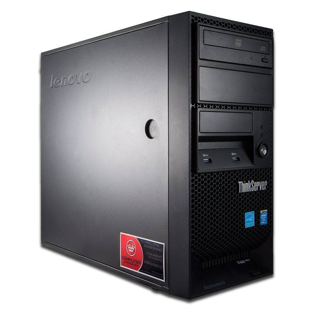 Lenovo ThinkServer TS140 70A4003AUX 4U Tower Server Intel Xeon E3-1226 v3 3.3Ghz $360 + Free Shipping (eBay Daily Deal)