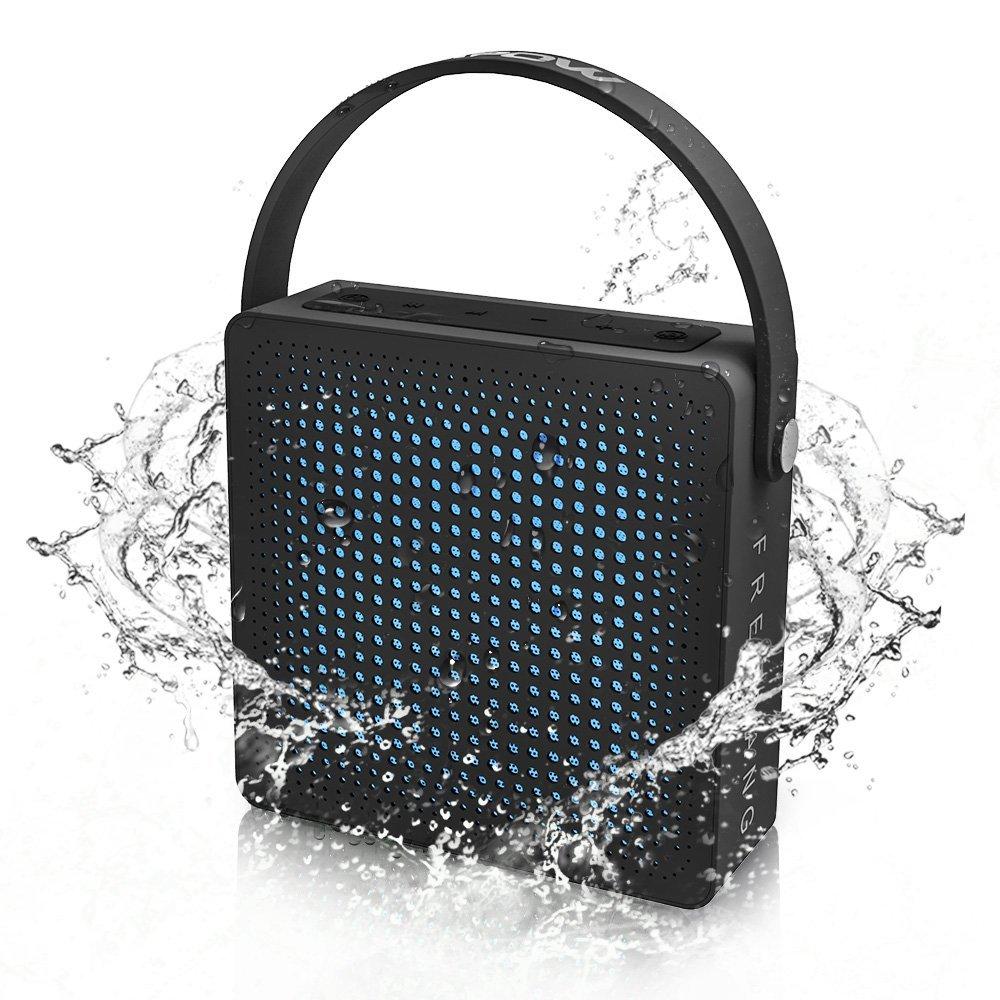 Mpow FreeBang Waterproof Wireless Speaker Bluetooth w/ 4400mAh Extral Power Bank $22 + FSSS!
