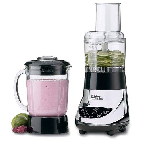 Cuisinart BFP-703CH SmartPower Duet Blender & Food Processor Glass Jar Chrome $49 AC + Free Shipping!