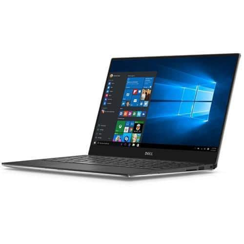"""Dell XPS 13 13.3"""" QHD+ IPS Touch Laptop; 6th Gen Core i5, 8GB Ram, 256GB SSD $920 + Free Shipping (eBay Daily Deal)"""