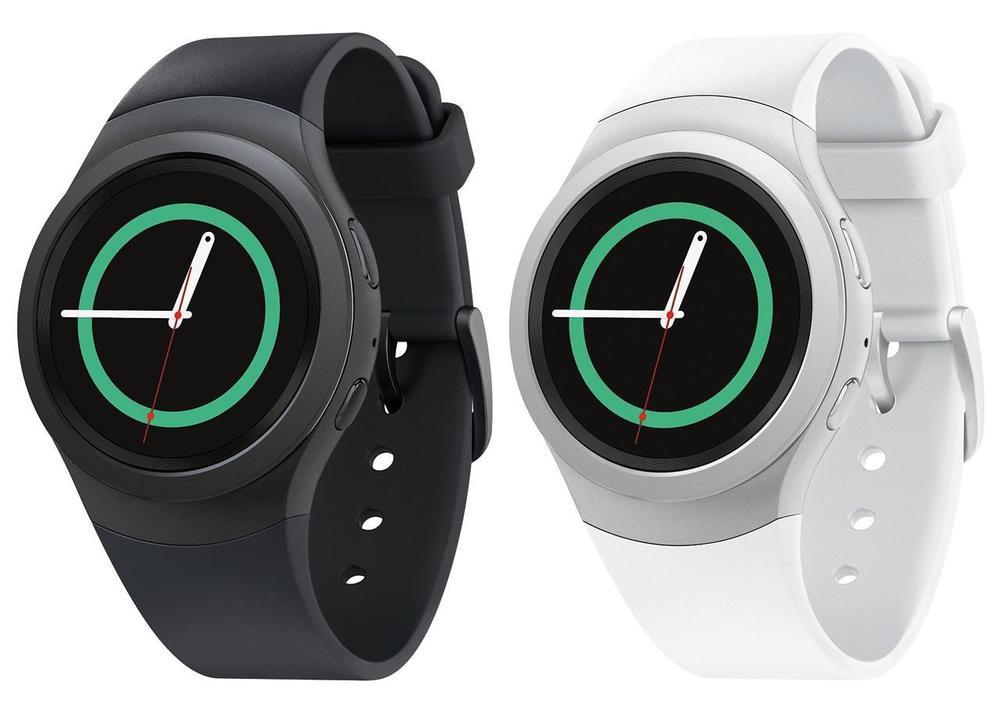 "Samsung Gear S2 SM-R730V Verizon + Wi-Fi 4GB 1.2"" Smart Watch (Refurbished) $130 + Free Shipping (eBay Daily Deal)"