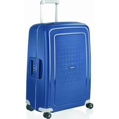 """Samsonite S'Cure Spinner 28"""" Suitcase (Red, Blue, or Black) $139.50 + Free Shipping!"""